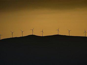 Energie Hintergrund Bild