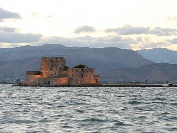Insel Hintergrund