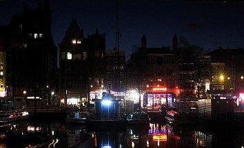Nachts Backdrop