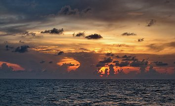 Ozean Desktop Hintergrundbild