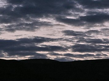 Wolken Wallpaper Bild