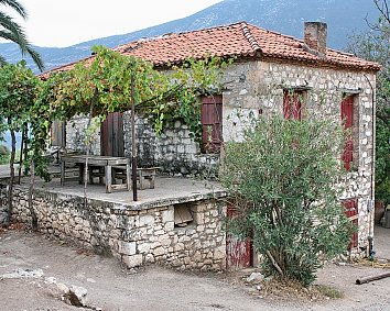 Bauernhaus Background Pic