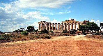 Antike Hintergrundbild