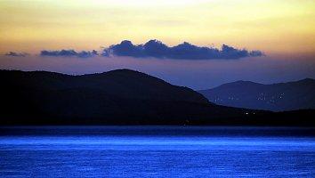 Berge Bildschirm Hintergrund