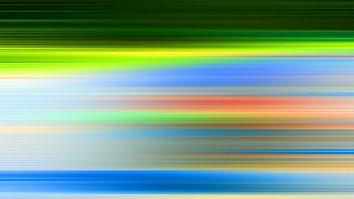 Bewegung BeOS Desktop Hintergrundbild