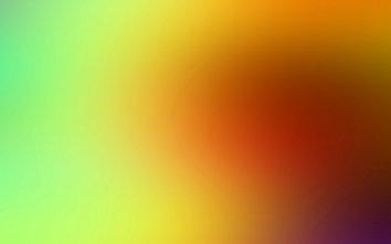 Farbverlauf Subnotebook Desktopmotiv