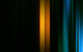 Lichtstrahlen Acer Desktop Hintergrund