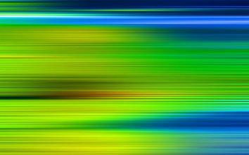 Streifen BeOS Bildschirmhintergrund