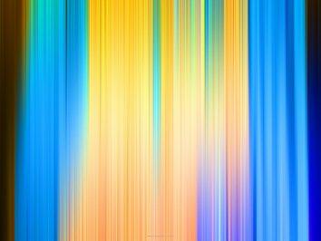 Lichtstrahlen IBM Thinkpad Desktop Hintergrund