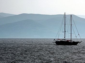 Segelschiffe Desktopmotiv