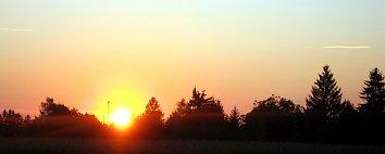 Sonnenuntergang Hintergrund Pic