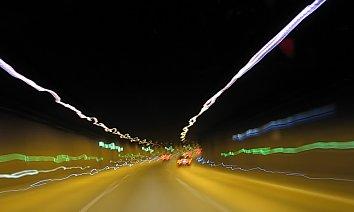 Lichtstreifen Hintergrundbild