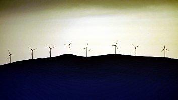 Windraeder Bildschirmhintergrund