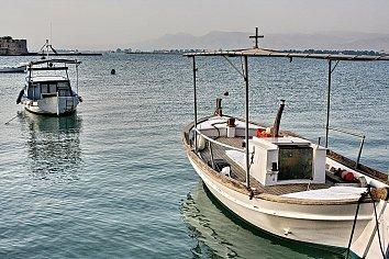 Boote Kutter Hintergrund Bild