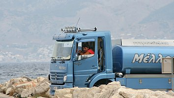 Griechisch Hintergrundbild