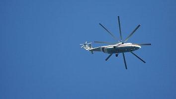 Helikopter Bildschirmhintergrund