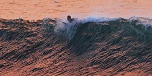 Surfer Iphone 5 Wallpaper
