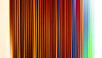 Verwischte Linien Subnotebook Desktop Hintergrundbild