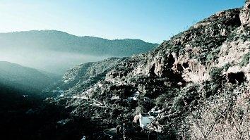 Berge Landschaften Wallpaper