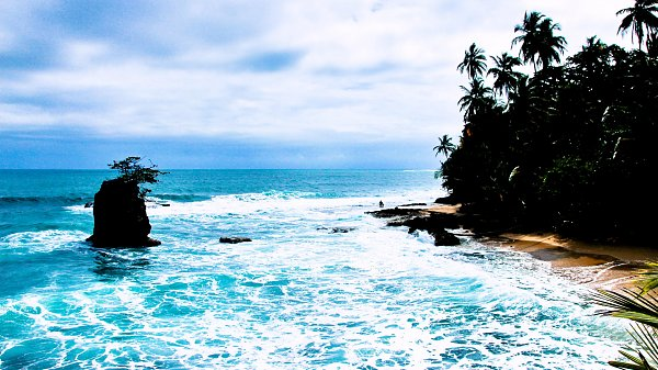 Costa Rica Meer Wallpaper