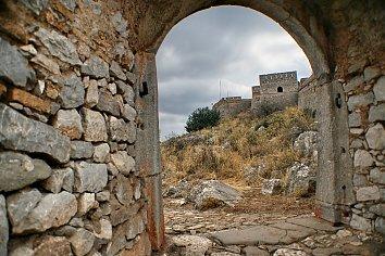 Festung Desktop Hintergrund
